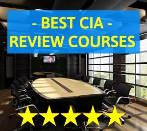 Best CIA Review Courses & CIA Exam Study Materials For 2019