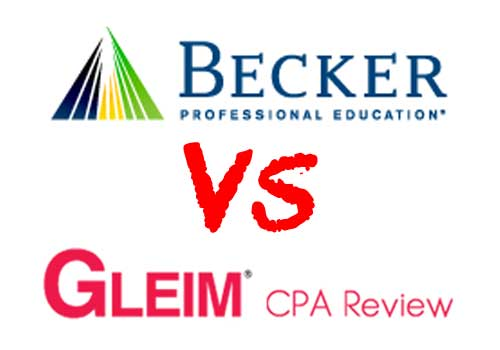 Becker CPA vs Gleim CPA Review 2019 [This One Is So Close!]
