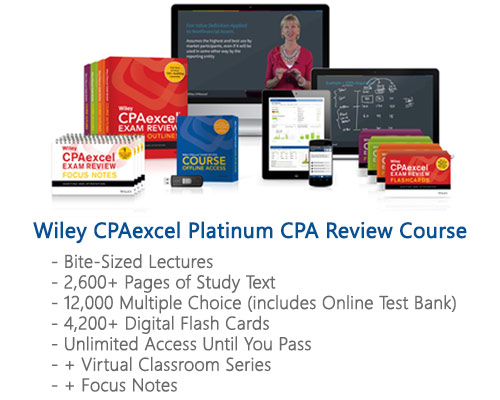 2018 review wiley cpaexcel course 20 discount demo 2018 review wiley cpaexcel course 20 discount demo fandeluxe Gallery