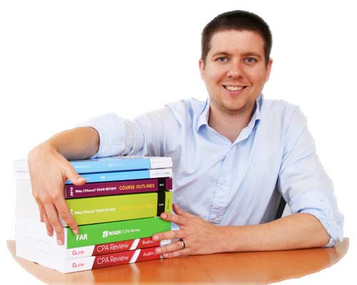Compare CPA Review Courses