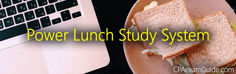 Power-Lunch-Study-Plan